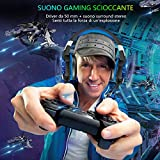 Zoom IMG-2 yinsan tm5 cuffie gaming con