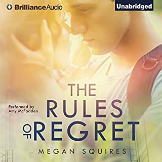 The Rules of Regret audiobook cover art