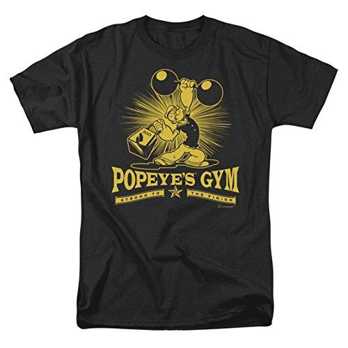 Popeye - Camiseta Popeye's Gym tamanho 3GG