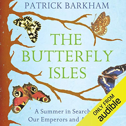 The Butterfly Isles cover art
