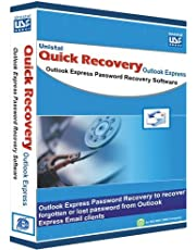 Quick Recovery - Data Recovery Software -Outlook Express Password (Personal) 1Yr/1PC