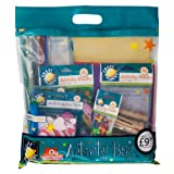 Craft Planet - Confezione di accessori per arti creative per bambina, Modelli assortiti...