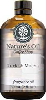 Turkish Mocha Fragrance Oil (60ml) For Diffusers, Soap Making, Candles, Lotion, Home Scents, Linen Spray, Bath Bombs, Slime