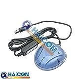Haicom HI-204 - Receptor GPS con USB (SiRF Star III, 20 canales)