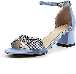 Para Amazon Mujer esLazos Zapatos Sandalias Y Chanclas EIYWDH92