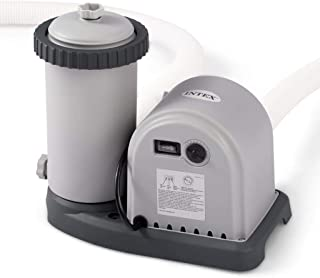 Intex bomba filtro de cartucho 5678L/H piscina filtro bomba de filtro