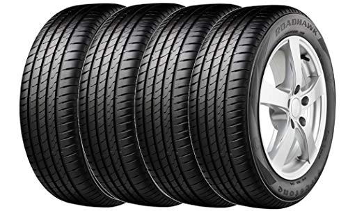 Firestone 9649-205/205/55 R16/R16 91V - con A/70dB - Neumáticos Verano (Coche) SET 4, Mediano (ROADHAWK)