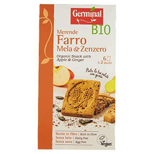 Germinal Bio Merende Farro Mela e Zenzero- 215 gr