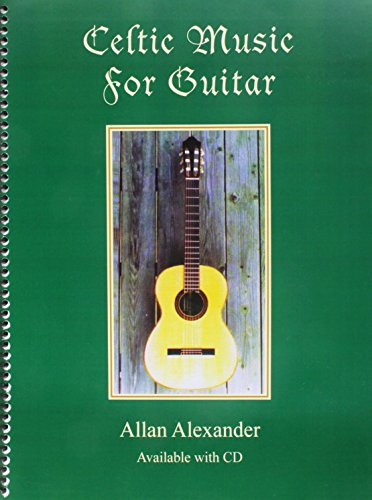 Celtic Music for Guitar (Book&CD)