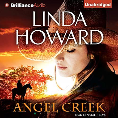 Angel Creek audiobook cover art
