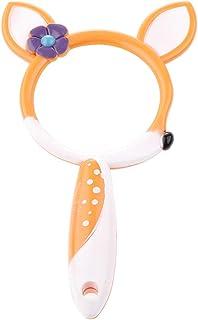 Perfeclan Cartoon Deer Pattern Magnifier Glass Children Early Development Science Toys