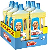 Mastro Lindo Professional Limone Detergente Pavimenti + Multisuperficie - 962.35 g