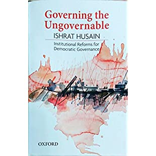 Governing the Ungovernable Institutional Reforms for Democratic Governance