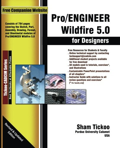 Pro/ENGINEER Wildfire 5.0 for Designers