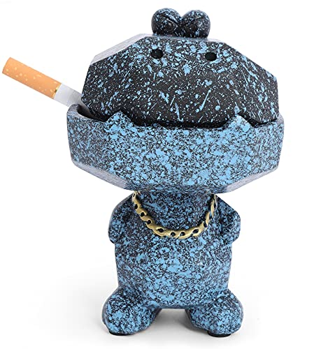 Cute Decorative Ashtrays for Cigarettes Ash tray with Lid FriyGardcn...