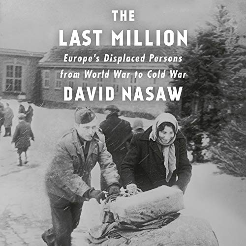 The Last Million Audiobook By David Nasaw cover art