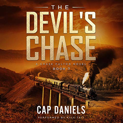 The Devil's Chase audiobook cover art