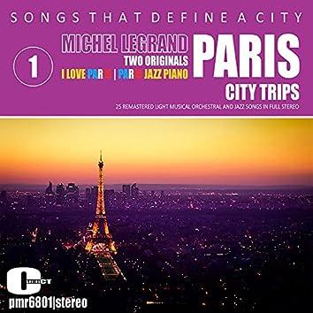 Songs That Define a City; Paris, Volume 1