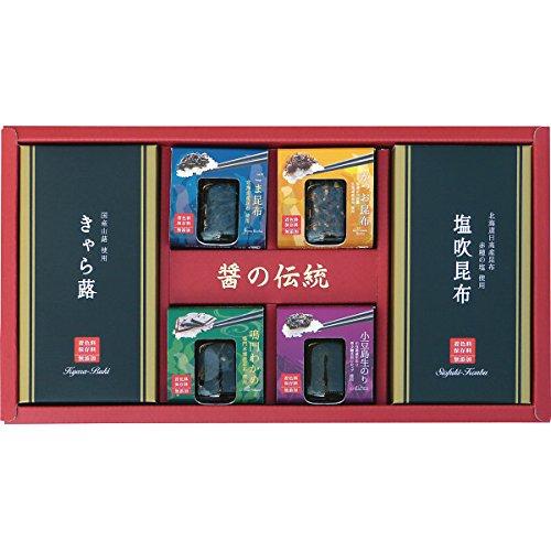 安田の佃煮 醤の伝統(木桶仕込み国産丸大豆醤油使用)