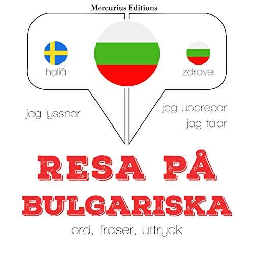 Resa på bulgariska cover art
