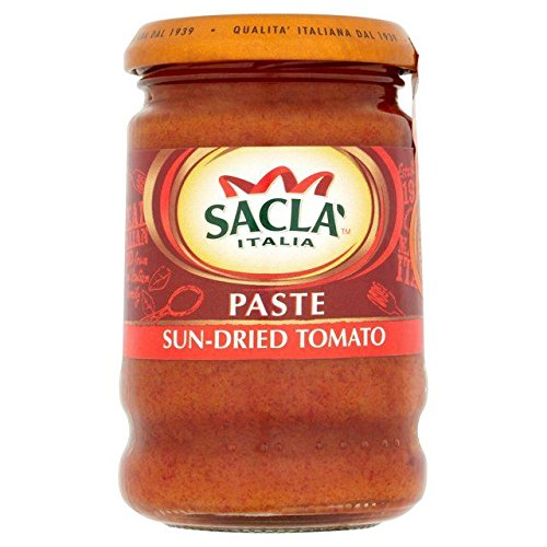 Sacla' Sun-Dried Tomato Paste - 190g