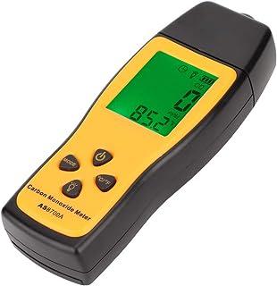 SANON Détecteur de Gaz Co Analyseur de Gaz Compact Et Léger avec Écran LCD Clair 0~1000Ppm