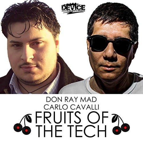 Don Ray Mad, Carlo Cavalli