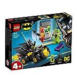 LEGO Super Heroes - Batman e la Rapina dell' Enigmista