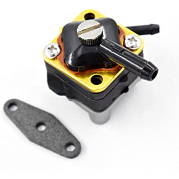 Eastar Fuel Pump Fit for Johnson Evinrude 397839 391638 395091 397274 0388685 6-15hp Motor