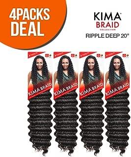 Harlem125 Synthetic Hair Braids Kima Braid Ripple Deep 20