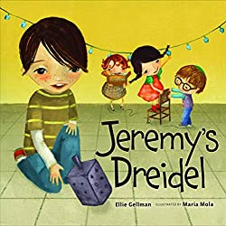 Hanukkah books including differently-abled characters.
