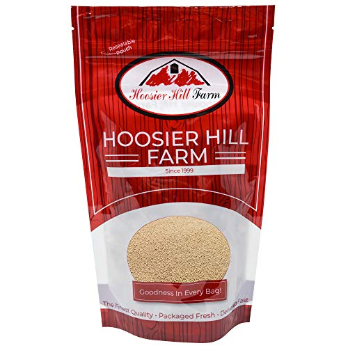 Hoosier Hill Farm Active Dry Yeast, Non-Gmo, 1 Lb Bag, 1 Lb