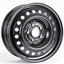 RTX, Steel Rim, New Aftermarket Wheel, 16X6.5, 5X114.3, 64.1, 55, black finish (MULTI APPLICATION FITMENT) X99144N