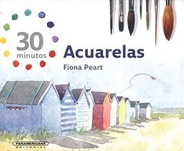 Acuarelas/ Watercolors: 30 Minutos/ 30 minutes