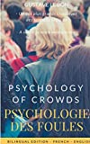 Psychologie des foules - The Crowd, by Gustave le Bon : A Study of the Popular Mind - Books on Demand - 15/05/2017