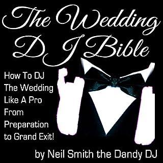 The Wedding DJ Bible audiobook cover art
