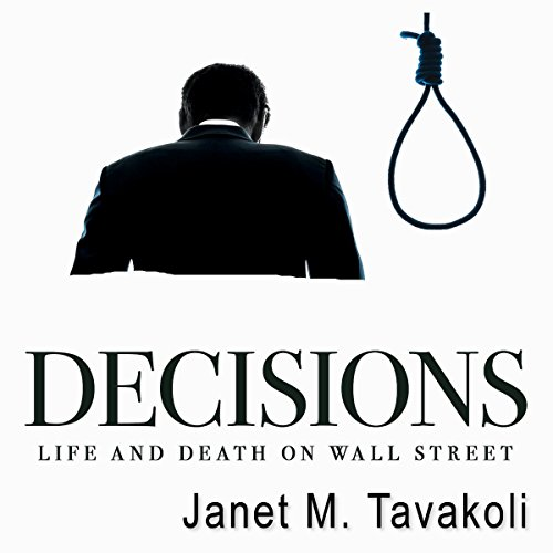 Decisions audiobook cover art