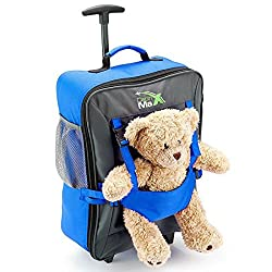 The best luggage for kids:toddler backpacks or kids luggage on wheels?