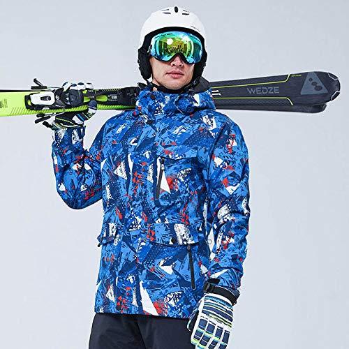 ZYJANO ski pak,2019 Nieuwe Mannen Ski Jacket Winter Warm Winddicht Waterdicht Outdoor Sport Snowboarden Camouflage Ski Jas Sneeuw Jassen voor Man