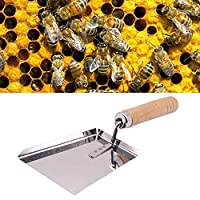 ハイブツール 木製ハンドルニードルハニーナイフ クリーナースクレーパー 養蜂ツール 使いやすさ 保管便利 養蜂用品