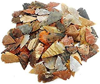 Jasper Arrowhead - Bag Of 25 Arrowheads Replica Modern- 1