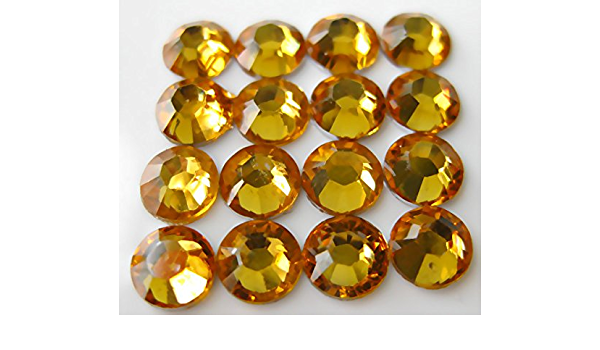 SS20//5MM BrillaBenny 1400 Strass TERMOADESIVI Grigio Grey Black Diamond DmC Quality HOTFIX Piombo Rhinestone Crystal Fum/è