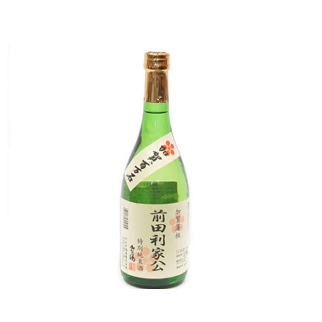 印をつけるホーン解説やちや酒造 加賀鶴 特別純米酒 前田利家公 720ml