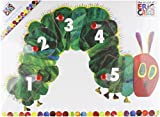 Hungry Caterpillar Peg Puzzle