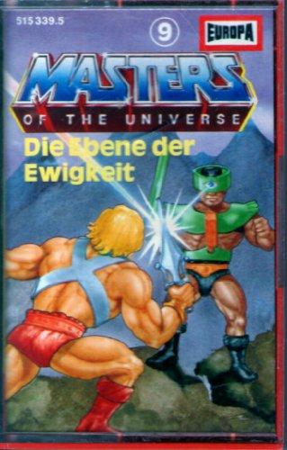 Masters of the Universe MC # 9 - Die Ebene der Ewigkeit - Mattel MOTU 1984