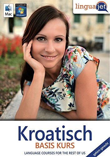 Preisvergleich Produktbild Kroatisch gehirn-gerecht,  Basis-Kurs,  CD-ROMGehirn-gerecht Kroatisch lernen,  Computerkurs Linguajet. 28 Min.