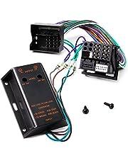 Adapter Universe adapter kabel wtyczka wzmacniacz rozszerzenie dwukanałowe radio antena samochód do BMW VW