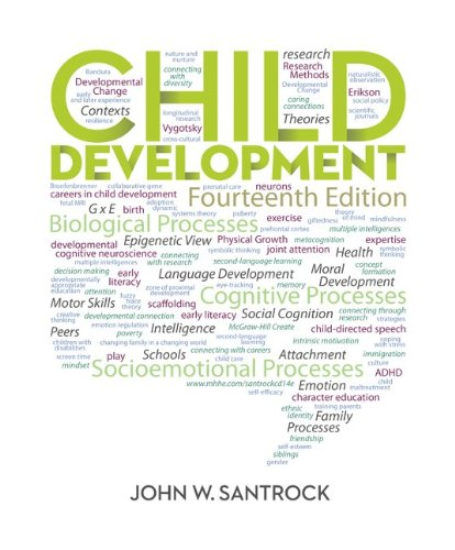 Compare Textbook Prices for Child Development 14 Edition ISBN 9780078035333 by Santrock, John