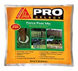 Sika 483503 Fence Post Mix, Green
