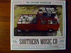 OXFORD AMERICAN MAGAZINE SOUTHERN MUSIC CD FEATURING THE MUSIC OF TENNESSEE